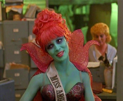 Miss Argentina - Beetlejuice Rules To The After Life (Neitherworld)